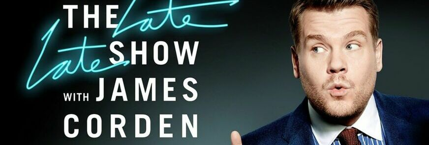 Who is James Corden?